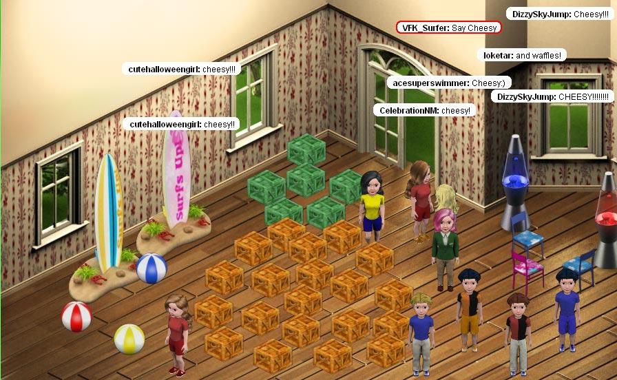 Virtual Family Kingdom Beta